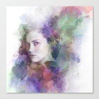 Lydia Martin Canvas Print