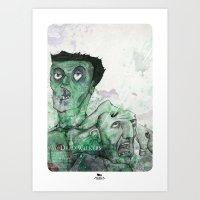 The Ugly Art Print