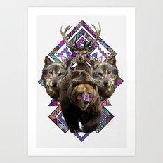 ▲NANUK▲ Art Print