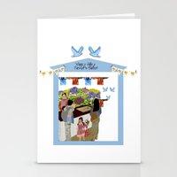 Happy Valley Farmer's Market Stationery Cards
