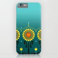 Sunflower Fever iPhone 6 Slim Case