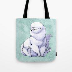 Landwhale Smooch Tote Bag