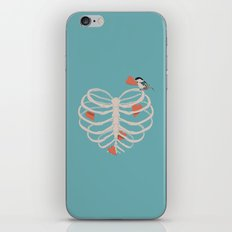 The Heart Collector iPhone & iPod Skin
