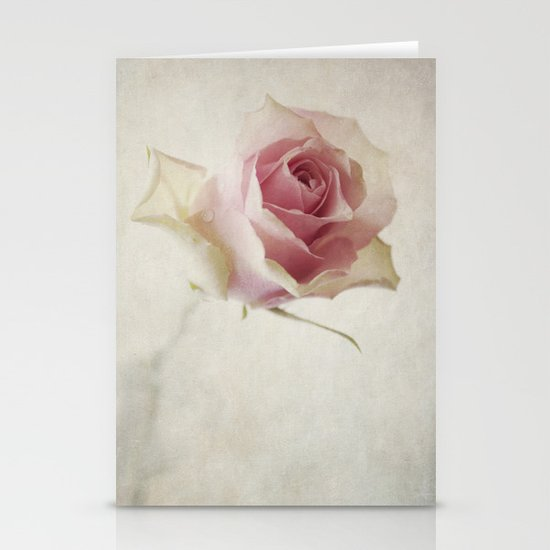 A Flower for You [Textured] Stationery Card