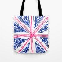 UK Tote Bag