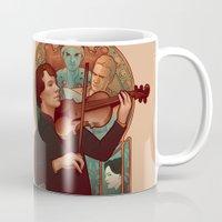 The Science of Deduction Mug