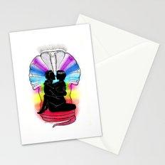 SHAKTI KUNDALINI - the Sacred Sex Stationery Cards