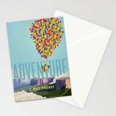 UP - Adventure Is Out There! Stationery Cards
