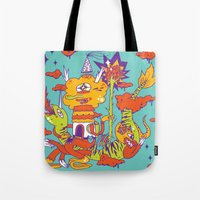 Steady Casting Spells Tote Bag