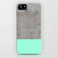 Sea on Concrete iPhone (5, 5s) Slim Case