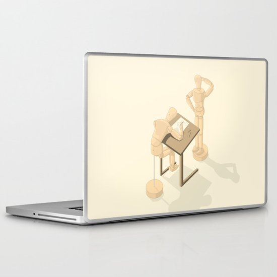 Drawing Laptop & iPad Skin