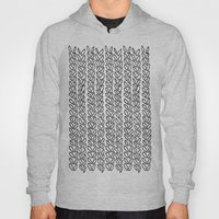 Knit Outline Zoom Hoody