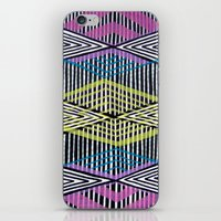 RIZE iPhone & iPod Skin