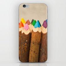 Color Me Free I iPhone & iPod Skin