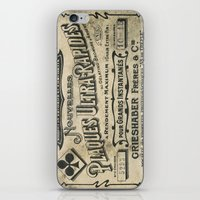 Plaques Ultra Rapides iPhone & iPod Skin
