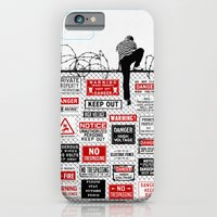 iPhone & iPod Case featuring Invitation by rob dobi