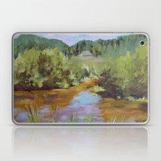 Walk The Lake Laptop & iPad Skin