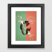 Make Your Choice 1 Framed Art Print