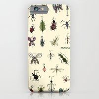 iPhone & iPod Case featuring bugs by nefos