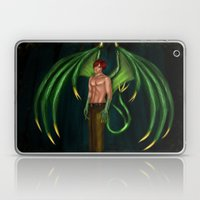human mutant Laptop & iPad Skin