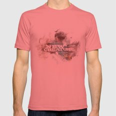 2 Corinthians 5:17 Mens Fitted Tee Pomegranate SMALL