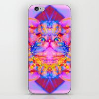 Funky Reincarnation-Lady Jasmine iPhone & iPod Skin