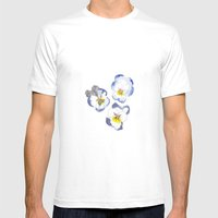 To Ponder Mens Fitted Tee White SMALL