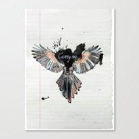 Carry Me Canvas Print