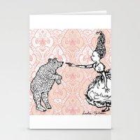 Espiègle / Mischievious Stationery Cards