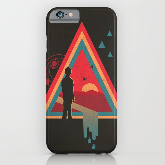 Stare into the Sun iPhone & iPod Case
