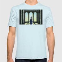 The Bride Mens Fitted Tee Light Blue SMALL