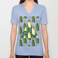 Marching In Style Unisex V-Neck