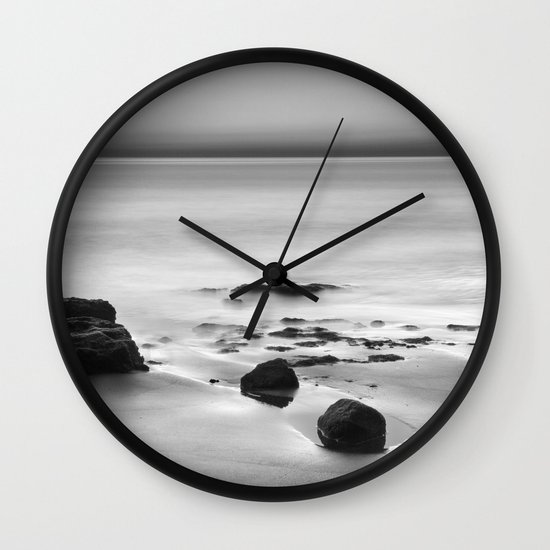 Looking at the sea... Wall Clock