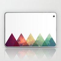 Tri-Sky Laptop & iPad Skin