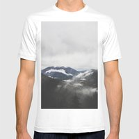 Mt. Rainier National Par… Mens Fitted Tee White SMALL