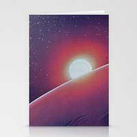 SPACE III Stationery Cards