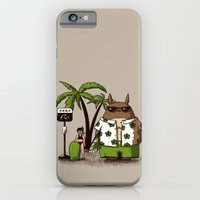 iPhone & iPod Case featuring Toto-Beach by le.duc