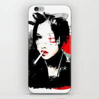 Shiina Ringo - Japanese singer iPhone & iPod Skin