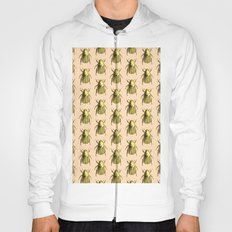 beetles pattern Hoody