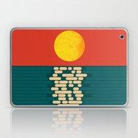 Sun Over The Sea - Afternoon Laptop & iPad Skin