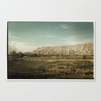Colorado Foothills Canvas Print