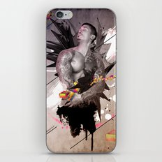 Adam  iPhone & iPod Skin