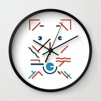 My Russell Wall Clock