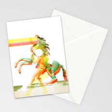 Ride a dead horse Stationery Cards