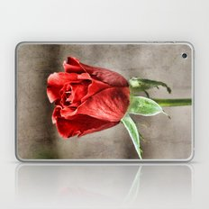 Red Rose Red Laptop & iPad Skin