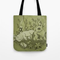 Easy Lover Tote Bag