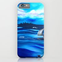 iPhone & iPod Case featuring message in a bottle by Grettyworks