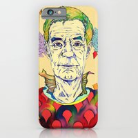iPhone & iPod Case featuring Timothy Leary by Natsuki Otani