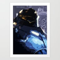 Pacific Rim: Gypsy Dange… Art Print