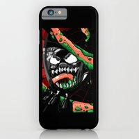 iPhone & iPod Case featuring To Catch A Spider by Shawn Norton Art